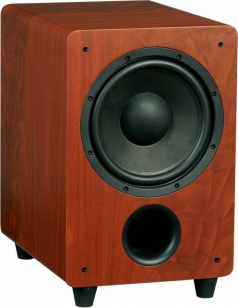 Сабвуфер Davis Acoustics EVA SUB walnut  (Davis Acoustics)