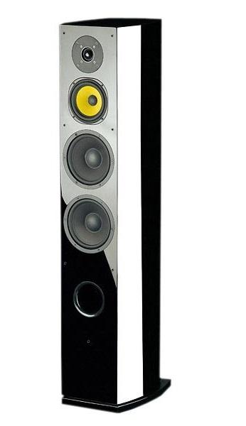 Акустическая система Davis Acoustics VINCI HD Black piano (Davis Acoustics)