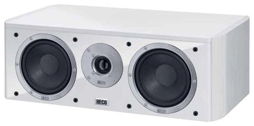 Акустическая система HECO Music Style Center 2 Piano White/Ash White (HECO)
