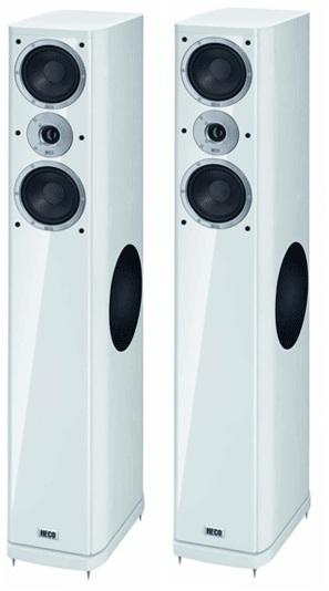 Акустическая система HECO Music Style 800 Piano White/Ash White  (HECO)