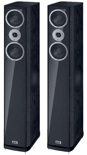 Акустическая система HECO Music Style 800 Piano Black/Ash Black (HECO)