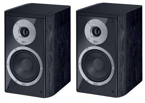 Акустическая система HECO Music Style 200 Piano Black/Ash Black (HECO)
