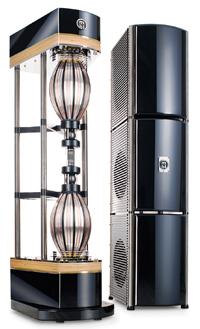 Акустическая система MBL 101 X-treme piano black/chrome (MBL)