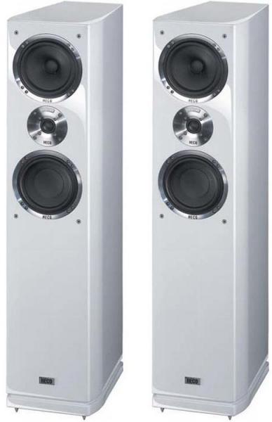 Акустическая система HECO Celan GT 502 high gloss white (HECO)