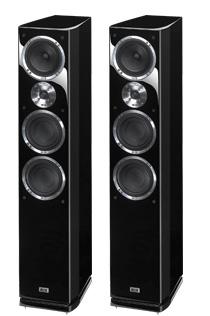 Акустическая система HECO Celan GT 702 high gloss black (HECO)