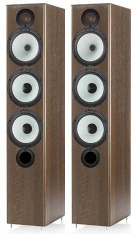 Акустическая система Monitor Audio MR6 walnut (Monitor Audio)