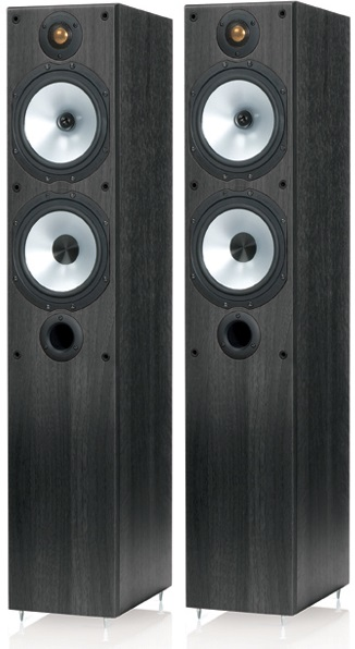 Акустическая система Monitor Audio MR4 black (Monitor Audio)