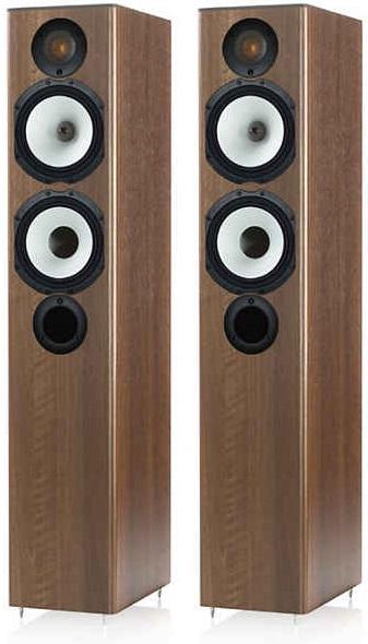 Акустическая система Monitor Audio MR4 walnut (Monitor Audio)