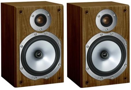 Акустическая система Monitor Audio MR1 walnut (Monitor Audio)