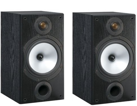 Акустическая система Monitor Audio MR2 black (Monitor Audio)