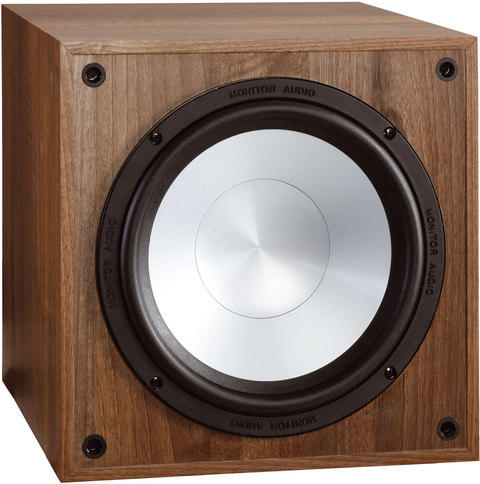Сабвуфер Monitor Audio MRW-10 Walnut (Monitor Audio)