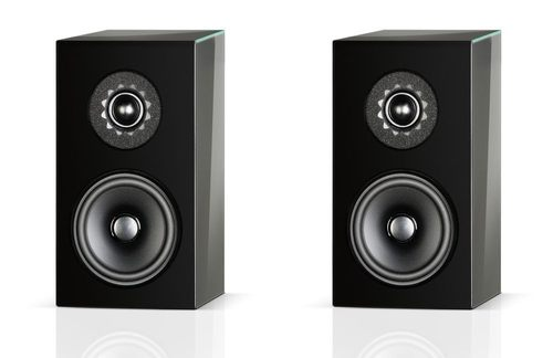 Audio Physic Classic Compact Glass Black
