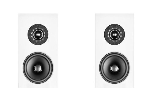 Audio Physic Classic Compact Glass White