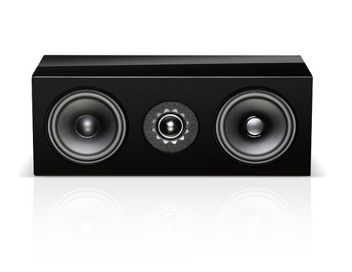 Audio Physic Classic Center Glass Black