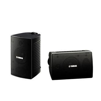 Акустическая система YAMAHA NS-AW194 black пара (всепогодная акустика) (Yamaha)