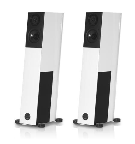 Акустические системы AUDIO PHYSIC VIRGO-25 Lack WHITE (Audio Physic)