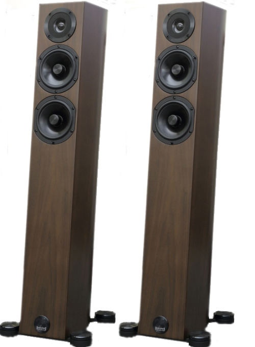 Акустическая система AUDIO PHYSIC SITARA 25 walnut (Audio Physic)
