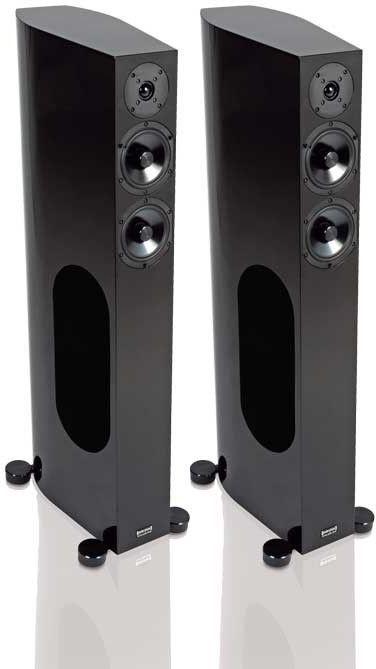 Акустическая система AUDIO PHYSIC SCORPIO 25 Lack Black (Audio Physic)