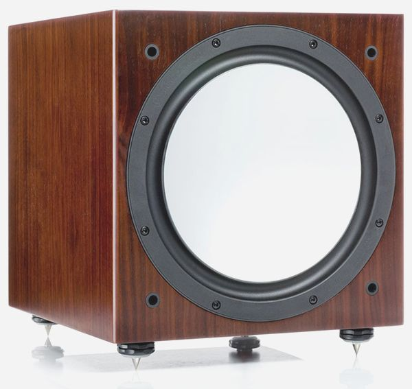 Сабвуфер Monitor Audio Silver W12 Walnut (Monitor Audio)