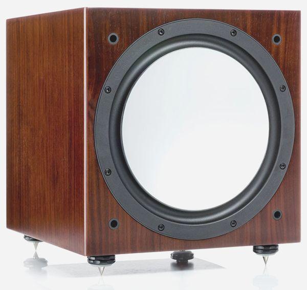 Сабвуфер Monitor Audio Silver W12 Walnut (Monitor Audio)