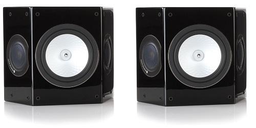 Акустическая система Monitor Audio Silver FX Black Gloss (Monitor Audio)