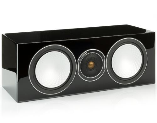 Акустическая система Monitor Audio Silver Centre Black Gloss (Monitor Audio)