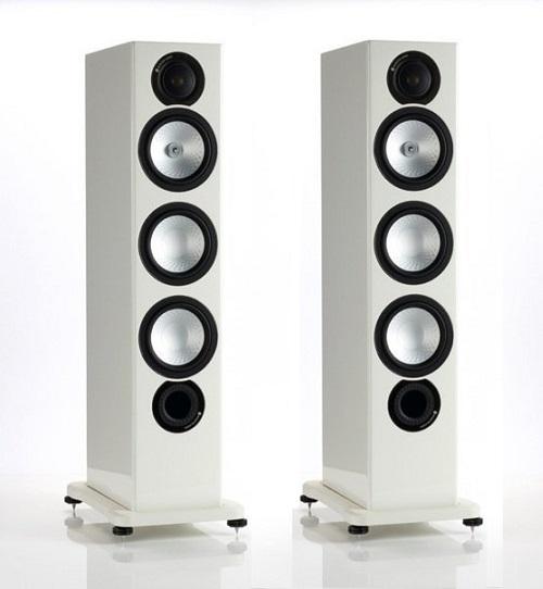 Акустическая система Monitor Audio Silver 8 White Gloss (Monitor Audio)