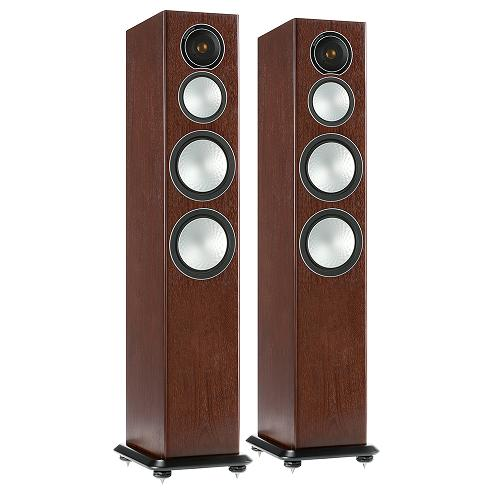 Акустическая система Monitor Audio Silver 8 Walnut (Monitor Audio)