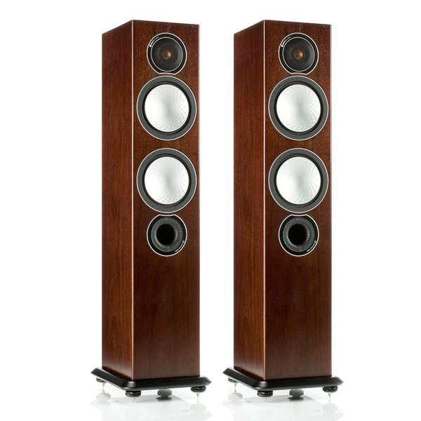 Акустическая система Monitor Audio Silver 6 Walnut (Monitor Audio)