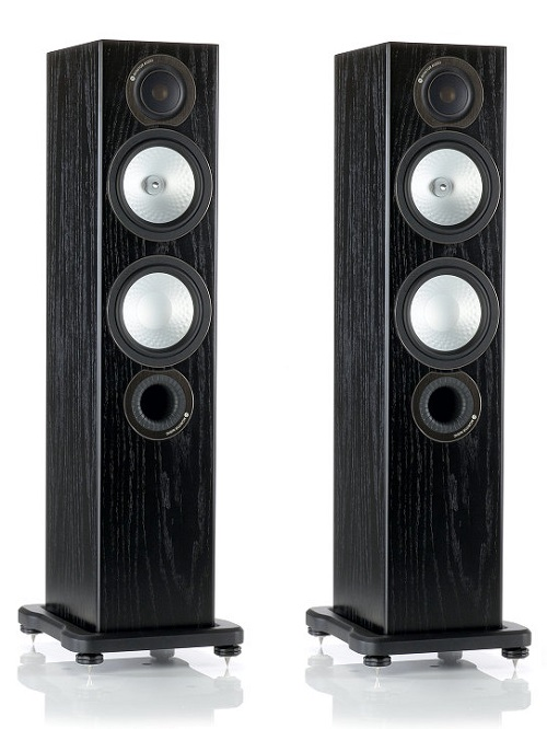Акустическая система Monitor Audio Silver 6 Black Oak (Monitor Audio)