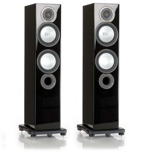 Акустическая система Monitor Audio Silver 6 Black Gloss (Monitor Audio)