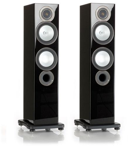 Акустическая система Monitor Audio Silver 6 Black Gloss (Monitor Audio)