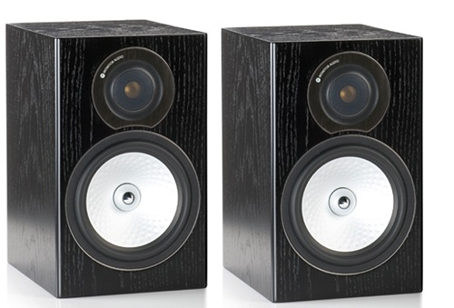 Акустическая система Monitor Audio Silver 2 Black Oak (Monitor Audio)
