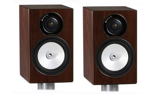 Акустическая система Monitor Audio Silver 2 Walnut (Monitor Audio)