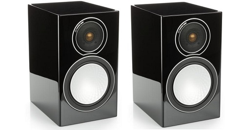 Акустическая система Monitor Audio Silver 2 Black Gloss (Monitor Audio)