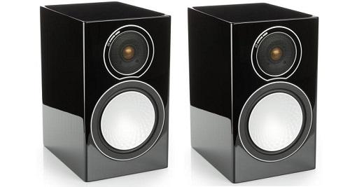 Акустическая система Monitor Audio Silver 2 Black Gloss (Monitor Audio)