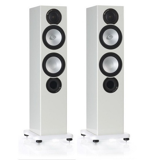 Акустическая система Monitor Audio Silver 10 White Gloss (Monitor Audio)