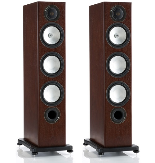 Акустическая система Monitor Audio Silver 10 Walnut (Monitor Audio)