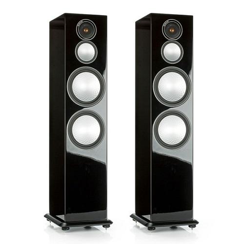 Акустическая система Monitor Audio Silver 10 Black Gloss (Monitor Audio)