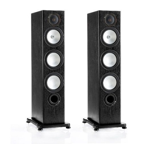 Акустическая система Monitor Audio Silver 10 Black Oak (Monitor Audio)