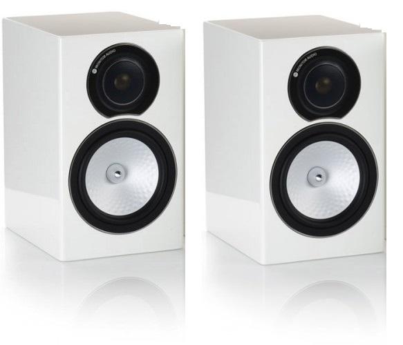 Акустическая система Monitor Audio Silver 1 White Gloss (Monitor Audio)