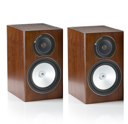 Акустическая система Monitor Audio Silver 1 Walnut (Monitor Audio)