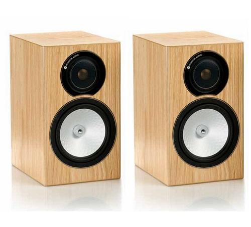 Акустическая система Monitor Audio Silver 1 Natural Oak (Monitor Audio)
