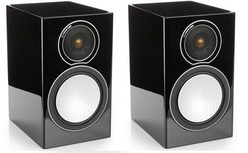 Акустическая система Monitor Audio Silver 1 Black Gloss (Monitor Audio)