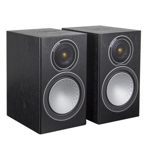Акустическая система Monitor Audio Silver 1 Black Oak (Monitor Audio)