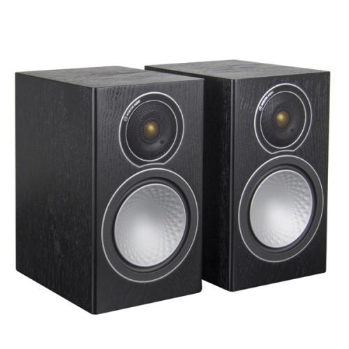 Акустическая система Monitor Audio Silver 1 Black Oak (Monitor Audio)