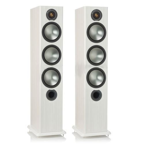 Акустическая система Monitor Audio BRONZE 6 white (Monitor Audio)