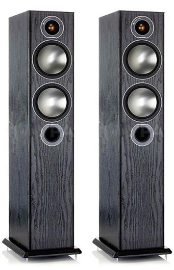 Monitor Audio BRONZE 5 black oak