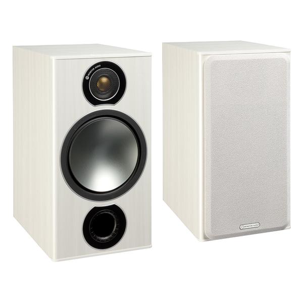 Акустическая система Monitor Audio BRONZE 2 white (Monitor Audio)
