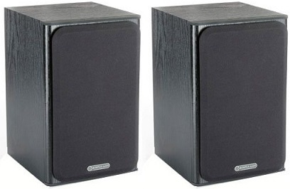 Акустическая система Monitor Audio BRONZE 1 black oak (Monitor Audio)